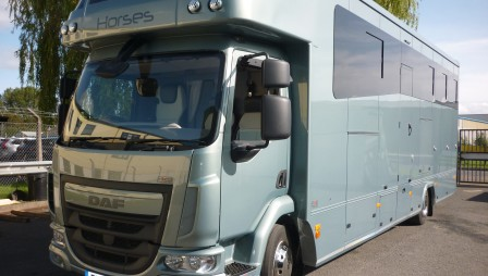 *NEW BUILD* EURO 6 - R250 25 FEET 12T FOUR HORSE ALUMINIUM COACHBUILT EU14 PVW